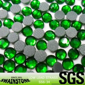 SS6-SS30 Deep Green Korean Strass Low Free