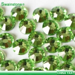 Swainstone SS6-SS30 Peridot Hotfix Double Glue Rhinestone