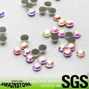 SS6-SS30 Crystal AB Korean Strass Hotfix
