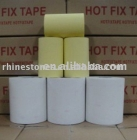 Silicion Hot fix tape,rhinestone sticker